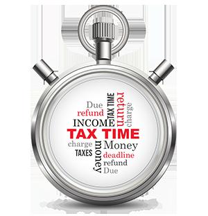 Tina Moe tax time