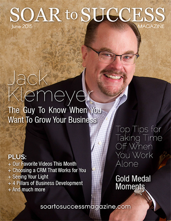 Jack Klemeyer Soar To Success June 2015