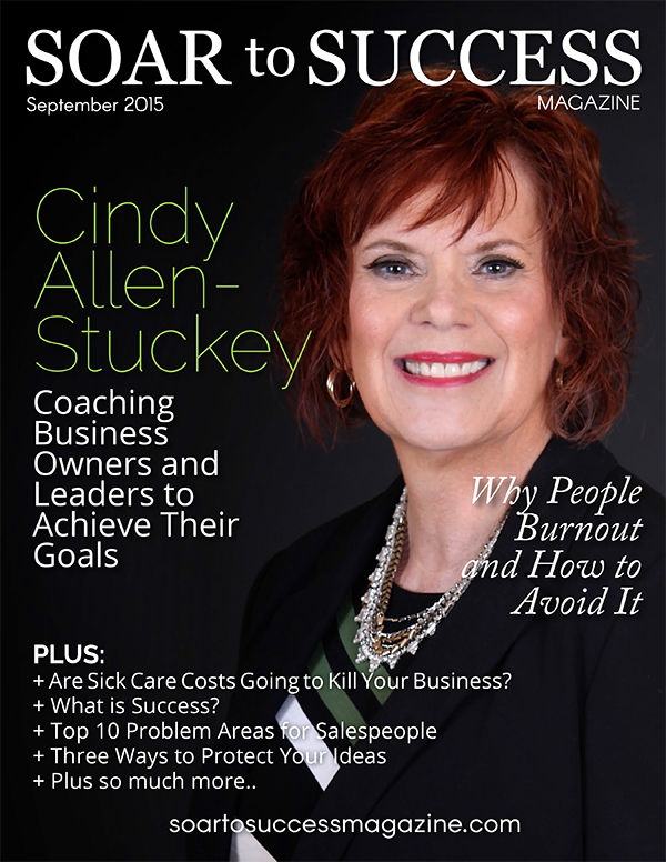 Cindy Allen Stuckey Soar To Success September 2015