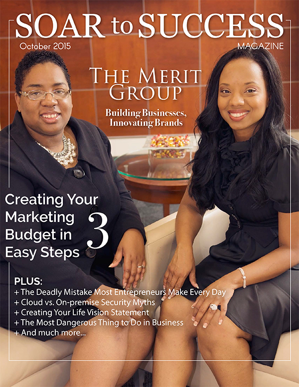 The Merit Group Soar To Success October 2015