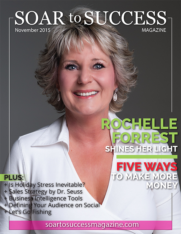 Rochelle Forrest Soar To Success November 2015