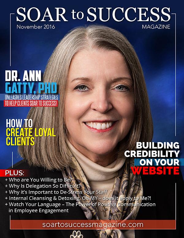 Dr. Ann Gatty